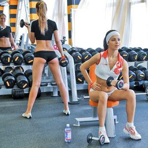Фитнес-клубы Нижнего Тагила