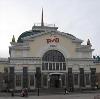Железнодорожные вокзалы в Нижнем Тагиле