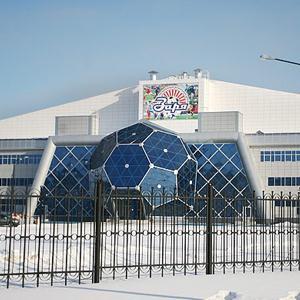 Спортивные комплексы Нижнего Тагила
